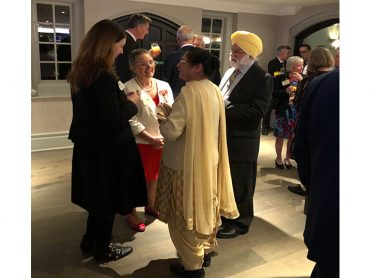 Hertfordshire's Honours Recipients Reception 2020