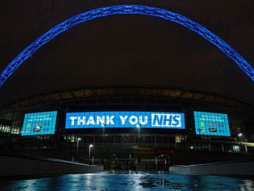 Recognising and thanking the NHS staff