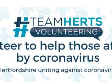 Team Herts Volunteers