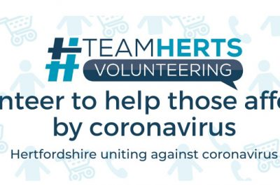 Team Herts Volunteers