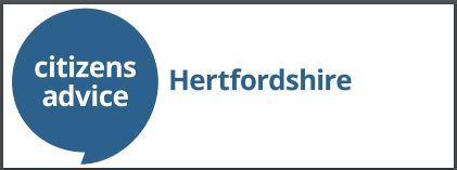 Citizens Advice across Hertfordshire