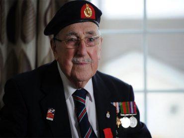 Former Royal Marine Joe Corless Remembers Guernsey Liberation Day