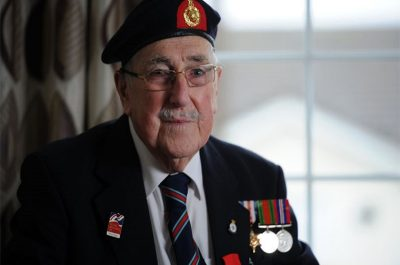 Former Royal Marine Joe Corless Remembers Guernsey Liberation Day