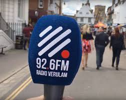 The Lord-Lieutenant Speaks about Hospice Wish List Appeal on Radio Verulam