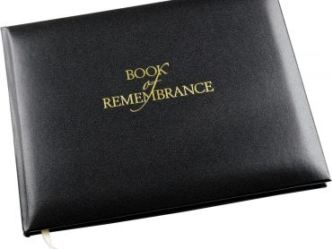 Book of Remembrance Announced on Radio Verulam