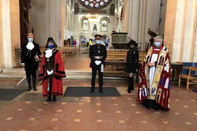St Albans Civic Service 2020