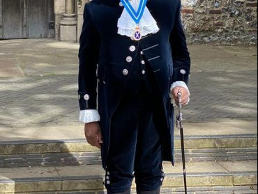 Lionel Wallace DL Appointed as the New High Sheriff of Hertfordshire