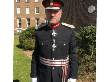 County Hall Marks the Funeral of HRH The Duke of Edinburgh