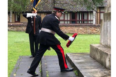 British Legion 100 years Thanksgiving Service