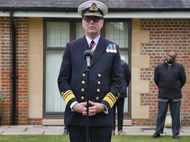 One Vision, Watford – VE Day Ceremony