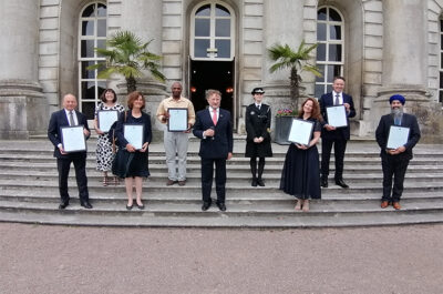 Welcome to Seven New Deputy Lieutenants of Hertfordshire