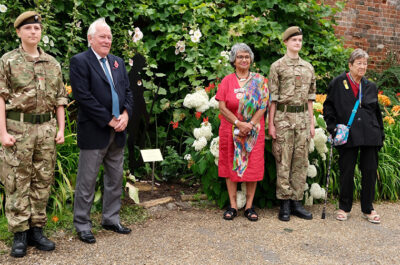 The Ware Branch of Royal British Legion celebrates it's Centenary