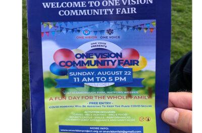 One Vision Community Fair 2021