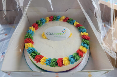 CDAHertsCelebrates 55 Years By Thanking Our Volunteers!