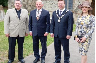 Harpenden Town Council Civic Service 2021