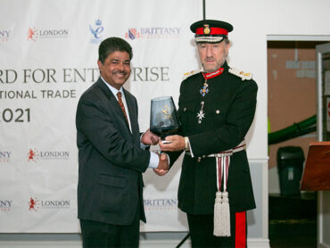 London Examination Board Presented with Queens Award for Enterprise 2021