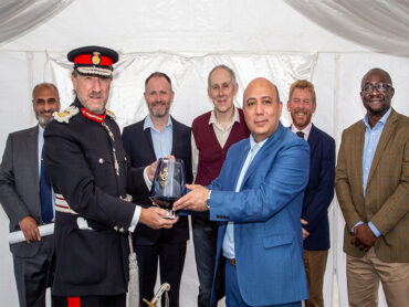 Queen's Award for Innovation Presented to Silixa Ltd