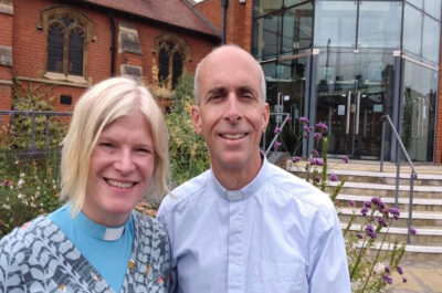 New Vicars Appointed at St Pauls Church in St Albans