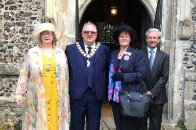The Civic Service for Broxbourne Mayor
