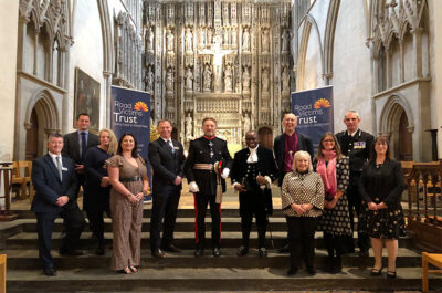 Evensong Service at St Albans Cathedral for Road Victims Trust
