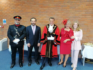 St Albans Mayor's Civic Service 2021